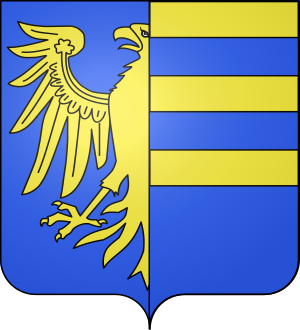 Mussidan - Coat of arms of Vigy