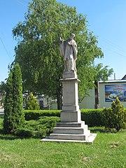 Socha svatého Františka Xaverského
