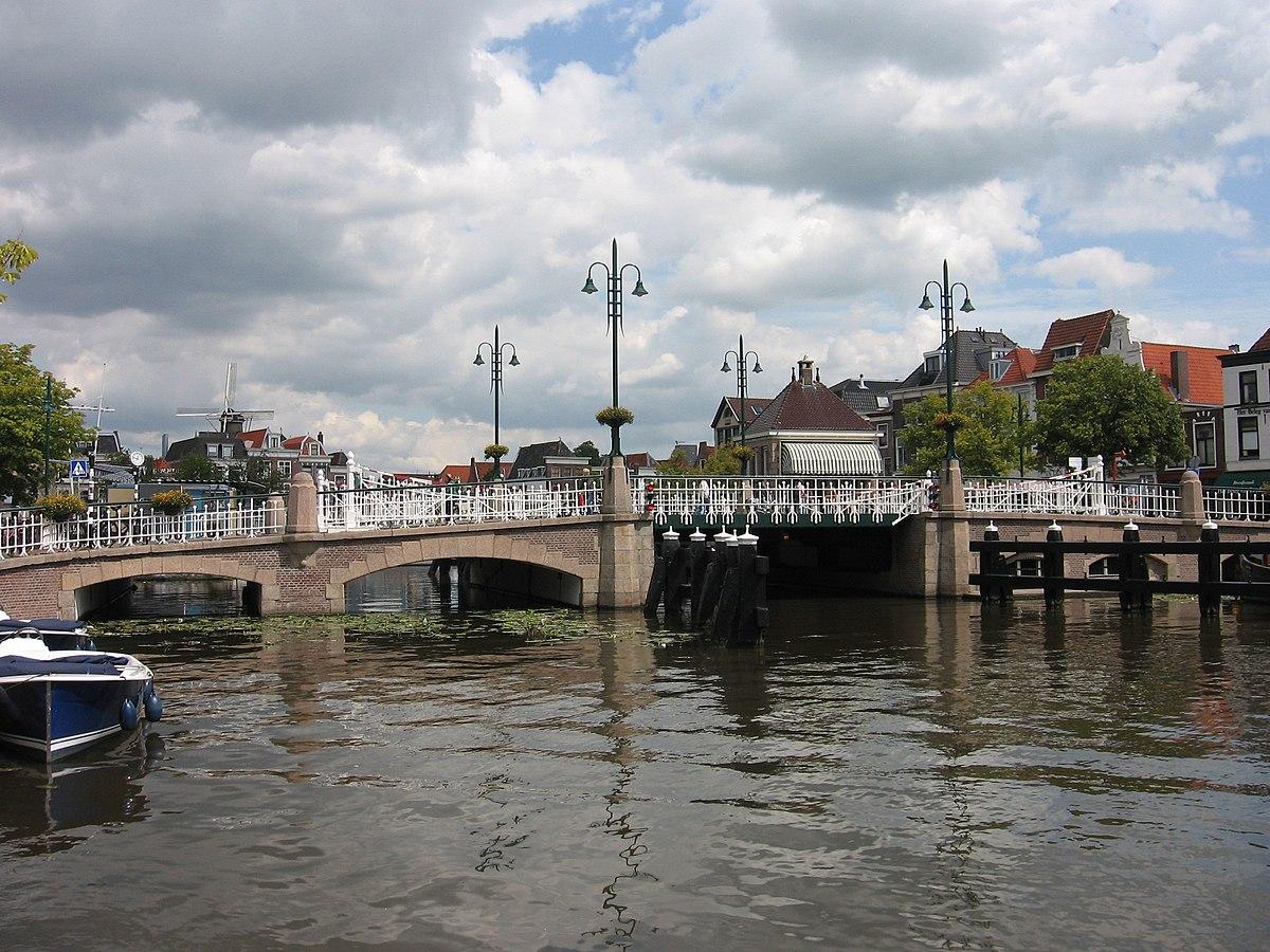 Blauwpoortsbrug (Leiden)   Wikipedia