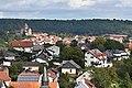 Blick vom Wohnturm-Bergfried auf Burgsponheim 2.jpg