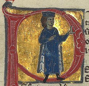 Hildegarde of Burgundy - Hildegarde's son William