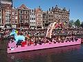 Boat 16, Canal Parade Amsterdam 2017 foto 5.JPG