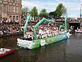 Boat 42 KPN Show Your Pride, Canal Parade Amsterdam 2017 foto 1.JPG