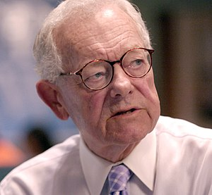 Bob Schieffer - Schieffer in New York City in April 2006