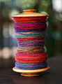 Bobbin with colourful wool 2.jpg