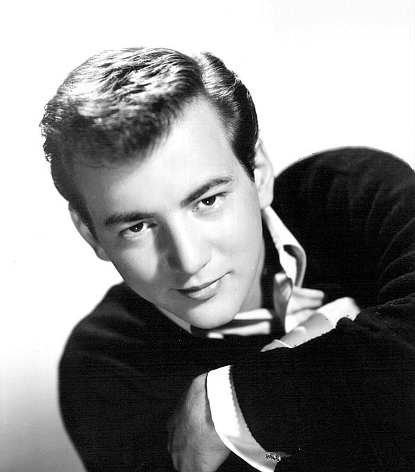 Photo Bobby Darin via Wikidata