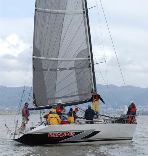 Bodacious (sailboat by Farr Yacht Design)