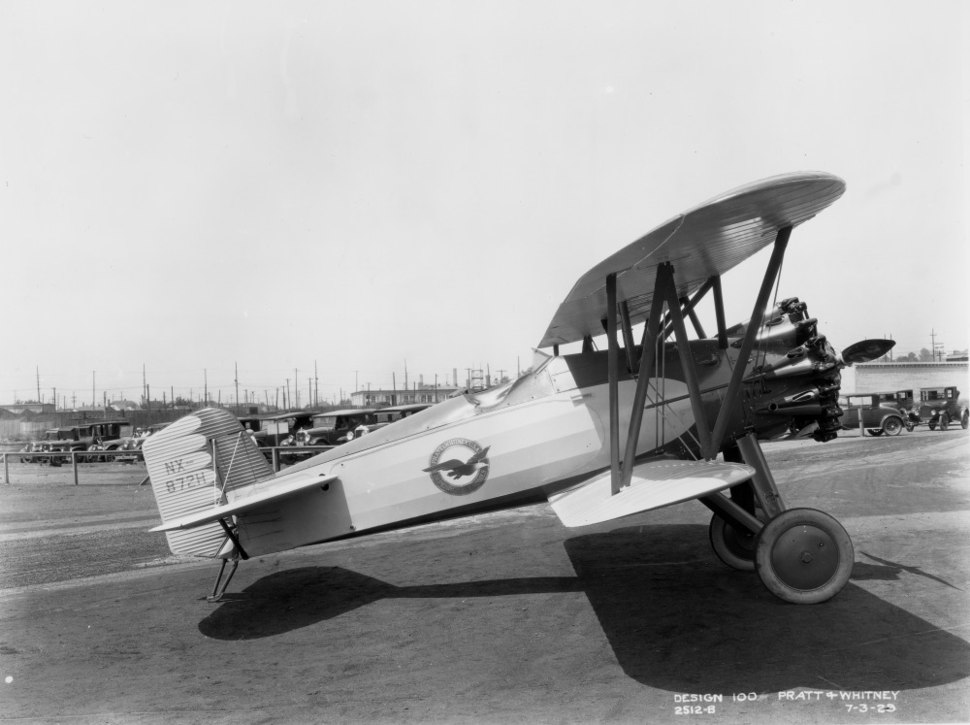 Boeing 100 NX872H - Ray Wagner Collection Image (16575102515)