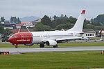 Boeing 737-8JP(w) 'LN-NGQ' Norwegian Air Shuttle (30126335757).jpg