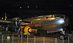 Boeing B-29 Superfortress 'Bockscar', the Museum of the US Air Forces, Dayton, Ohio. (43878273955).jpg