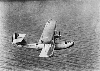 military flying boat family by Boeing