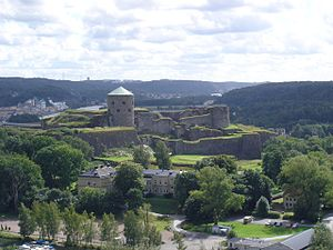 Bohus Fortress - Image: Bohus fästning