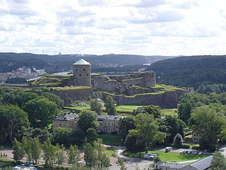 Aristocracy of Norway - The Båhus Fortress.