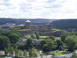Kungälv Municipality - Image: Bohus fästning