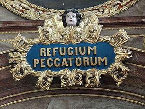 Refugium Peccatorum - Boldogasszony