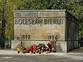 Bolesław Bierut - Cmentarz Wojskowy na Powązkach (180).JPG