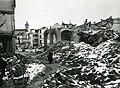 Bologna Via Lame bombardata.jpg