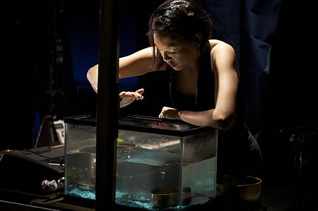 Bora Yoon, 'The Wind-Up Bird Chronicle', directed by Stephen Earnhart.