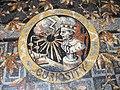 Boris Anrep mosaic, The National Gallery - upper landing - Curiosity.jpg