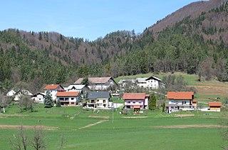 Borje, Zagorje ob Savi Place in Upper Carniola, Slovenia