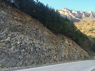 Geology of Bosnia and Herzegovina