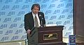 Bottum Delivering the AEI Bradley Lecture 2014.jpg