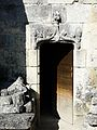 Boulouneix église porte.JPG