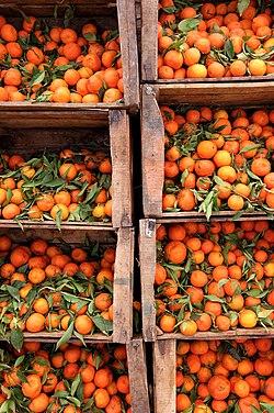 orange färg betydelse