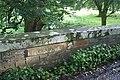 Boundary Marker on Ees Bridge - geograph.org.uk - 953933.jpg