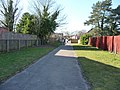 Bournemouth , Kinson Footpath - geograph.org.uk - 1746421.jpg