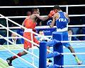 Boxing at the 2016 Summer Olympics, Sotomayor vs Amzile 8.jpg