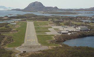 Brønnøysund Airport, Brønnøy