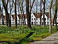 Brügge Begijnhof Ten Wijngaerde Hof 03.jpg