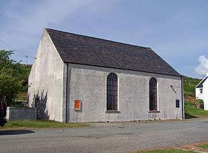 Bracadale - Bracadale Free Church in Struan