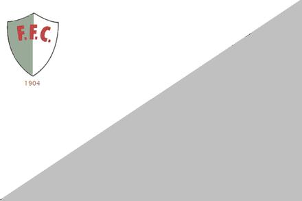 A primeira bandeira do Fluminense criada em 1903 c79c404fe072f
