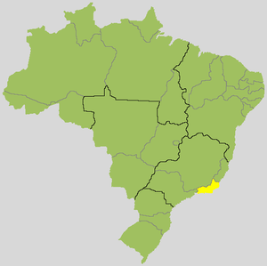 Rio De Janeiro Karte.Rio De Janeiro Bundesstaat Reisefuhrer Auf Wikivoyage