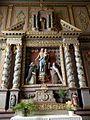 Brasparts (29) Église Notre-Dame et Saint-Tugen Intérieur 02.jpg