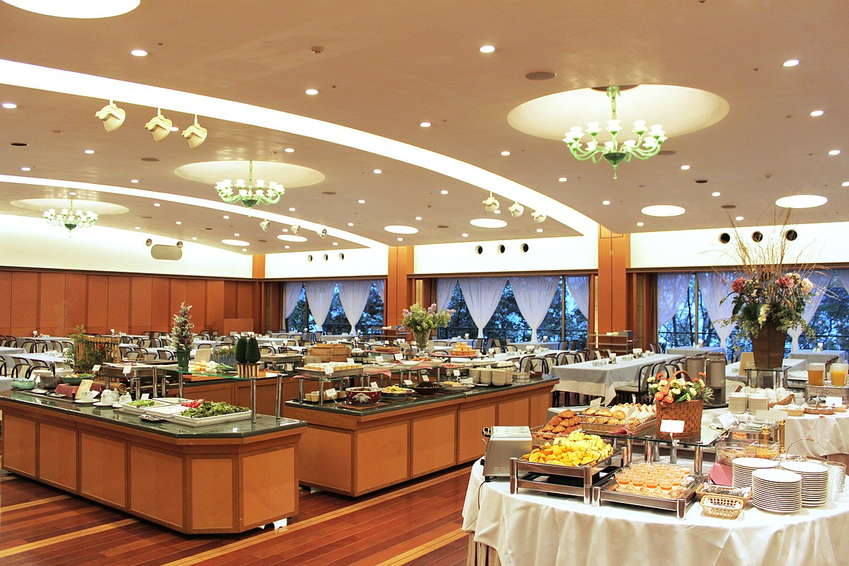 Buffet wikipedia for Buffet cuisine
