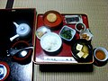 Breakfast at a buddhist temple by Flowizm in Koyasan.jpg