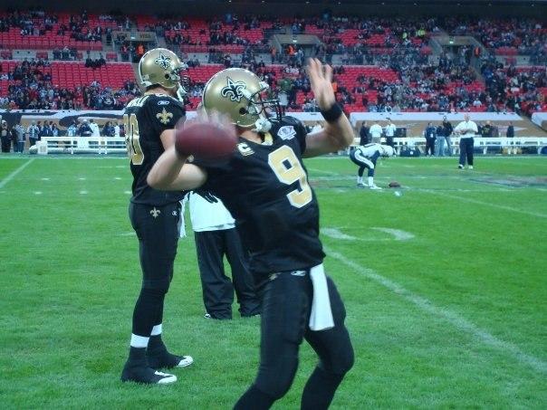 Brees london 2008