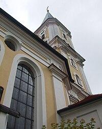 Breitenthal Pfarrkirche Turm.jpg