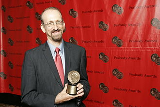 Brian Lehrer - Brian Lehrer at the 67th Annual Peabody Awards in May 2008