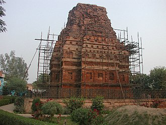 Bhitargaon - The oldest remaining Hindu shrine Brick Temple, Kanpur district