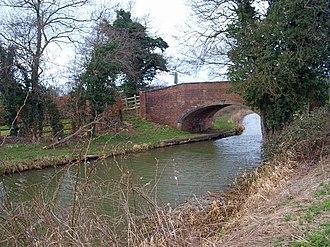 Wiseton - Image: Bridge 71 on the Chesterfield Canal near Wiseton geograph.org.uk 711475