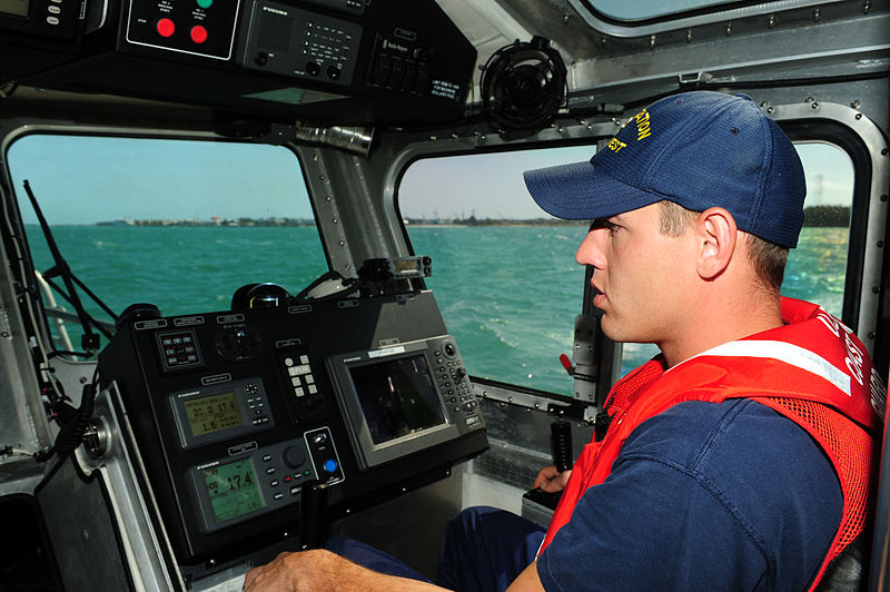 File:Bridge of a USCG boat -a.jpg
