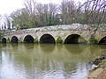 Bridge over the River Stour, Blandford Forum - geograph.org.uk - 1145438.jpg