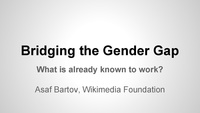 Bridging the Gender Gap - What is already known to work.pdf