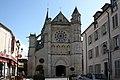 Brie-Comte-Robert Saint-Étienne Westfassade 29.JPG