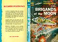 Brigands of the Moon - Ray Cummings - Book cover - Project Gutenberg eText 19066.jpg