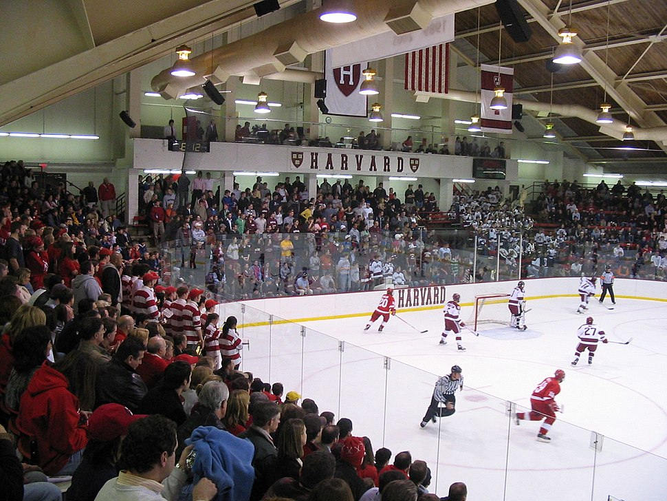 Bright Hockey Center, Harvard